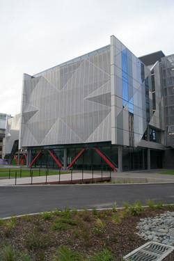 Canterbury University RSIC Stairs