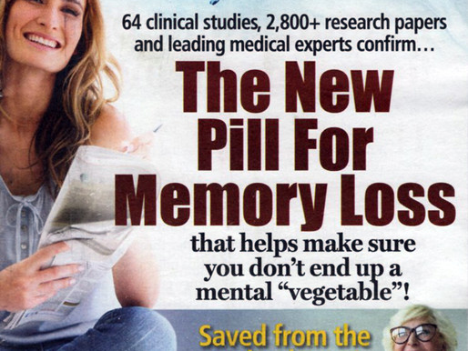 The New Pill for Money Loss!