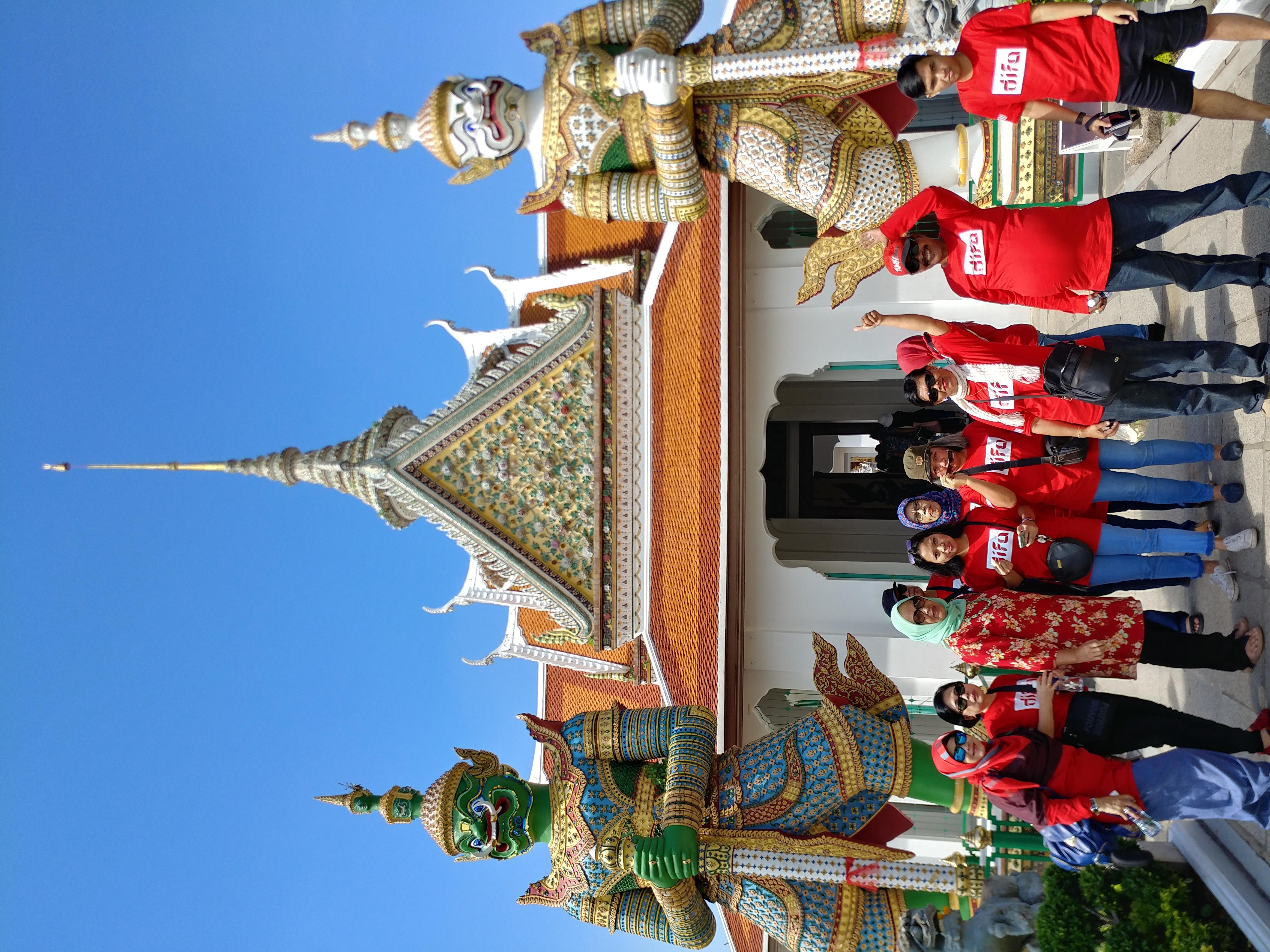 WAT ARUN BANGKOK DIFA