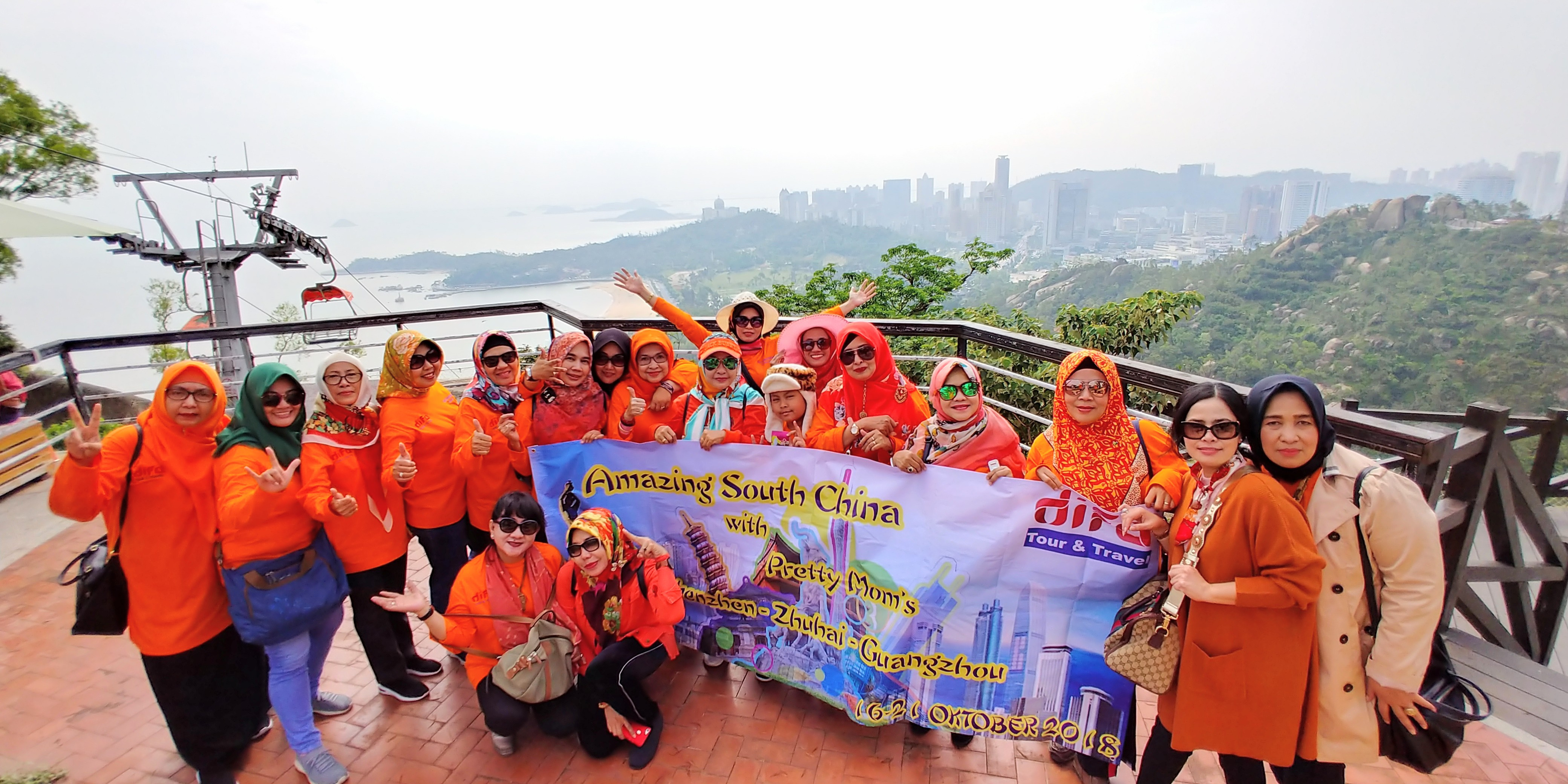 SOUTH CHINA DIFA TOUR