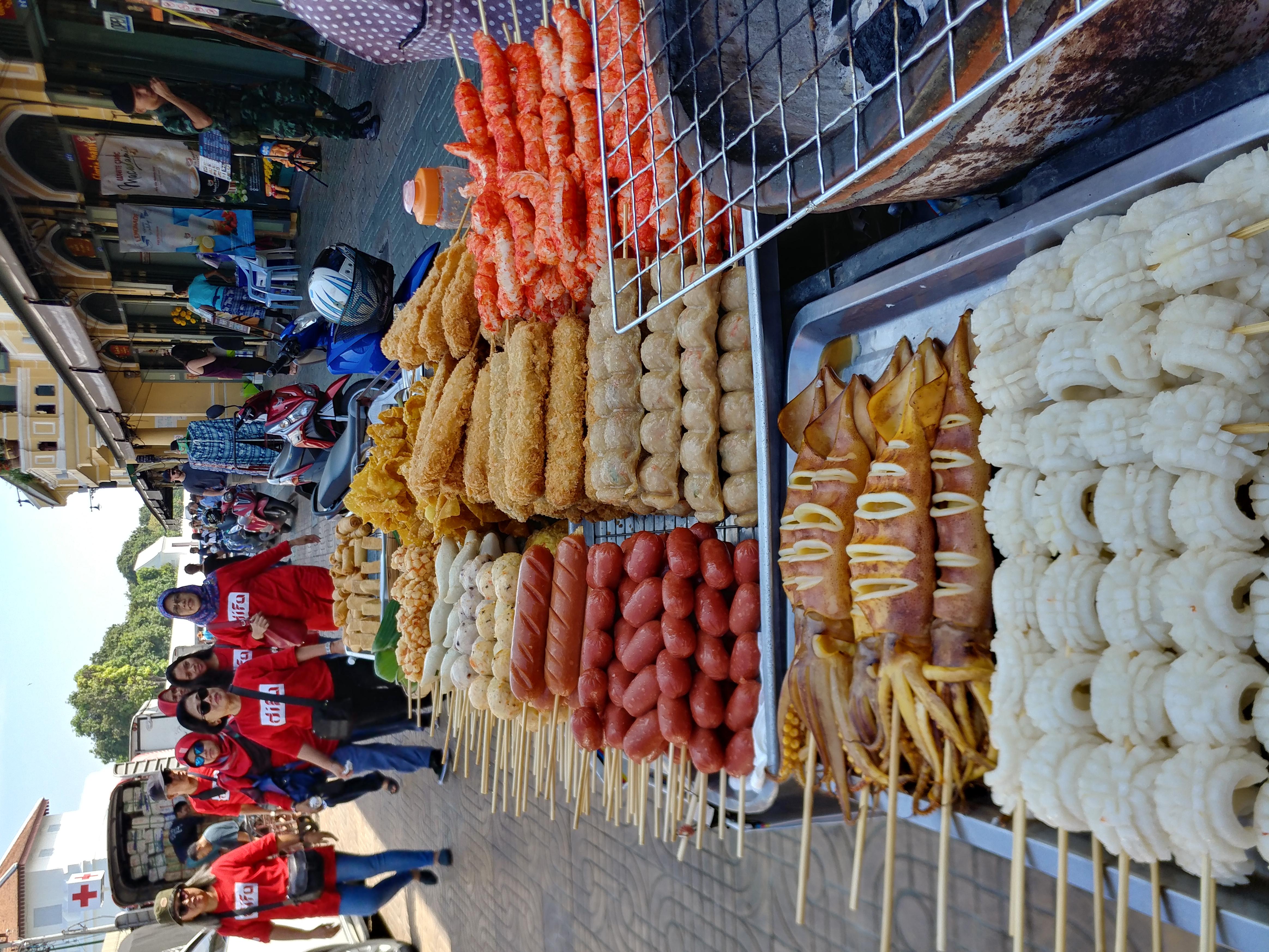 BANGKOK FOOD STREET