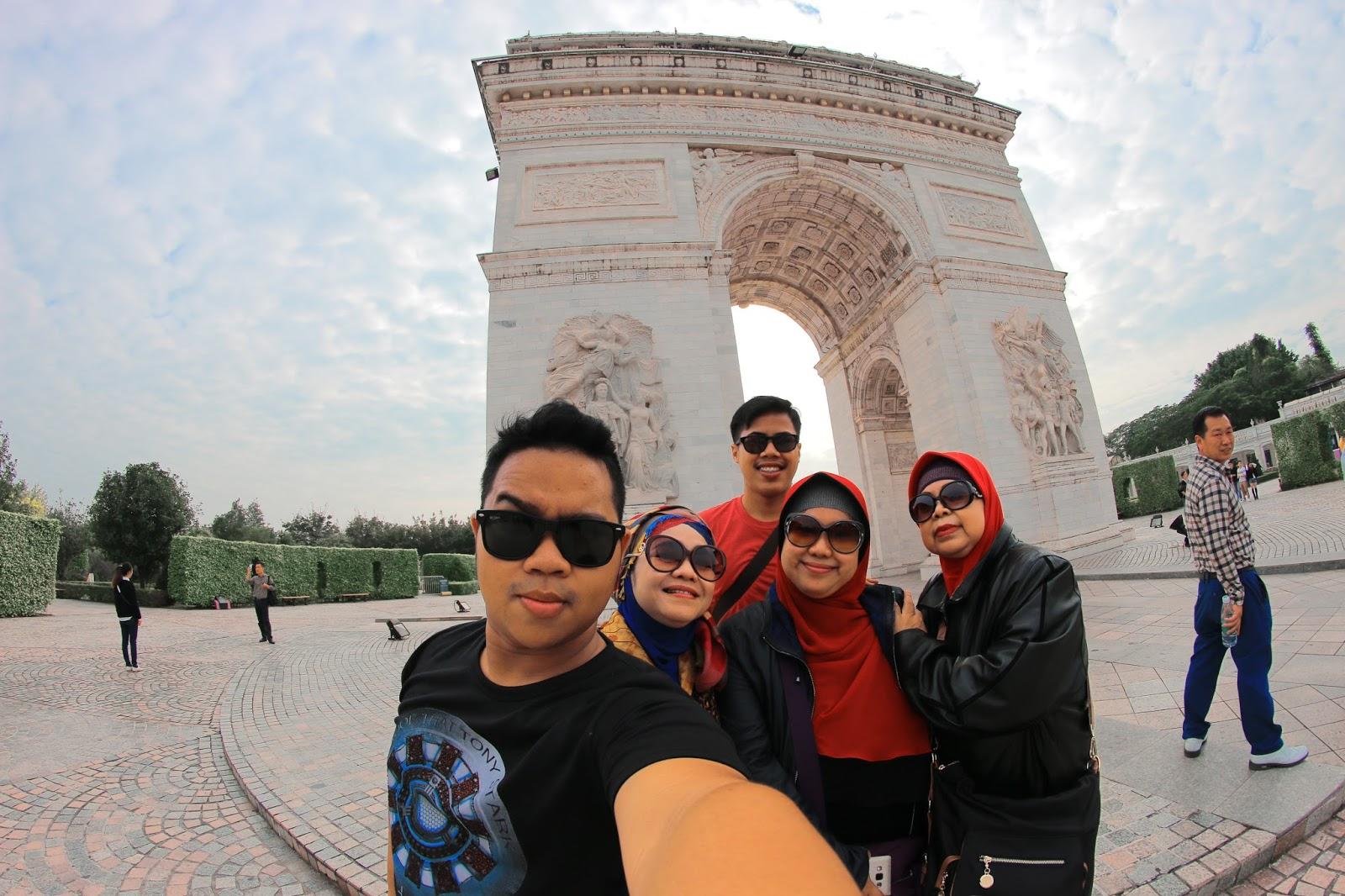 Rombongan Pengusaha Jakarta