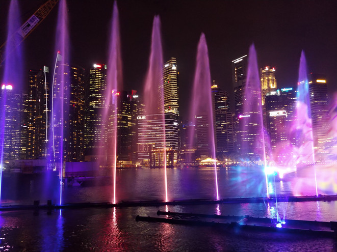 Spectra Marina Bay Sands
