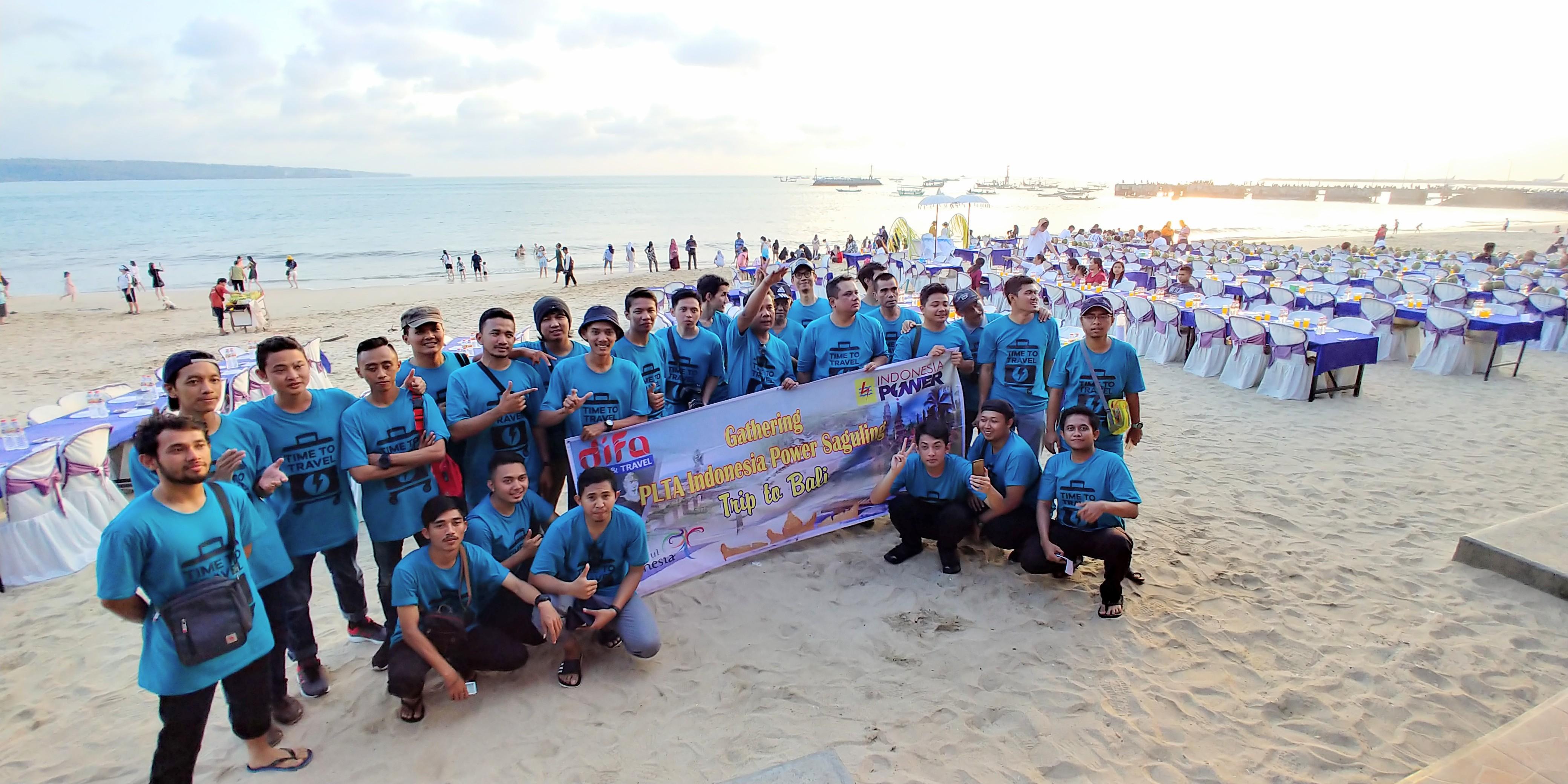 INDONESIA POWER PLN BALI DIFA TOUR