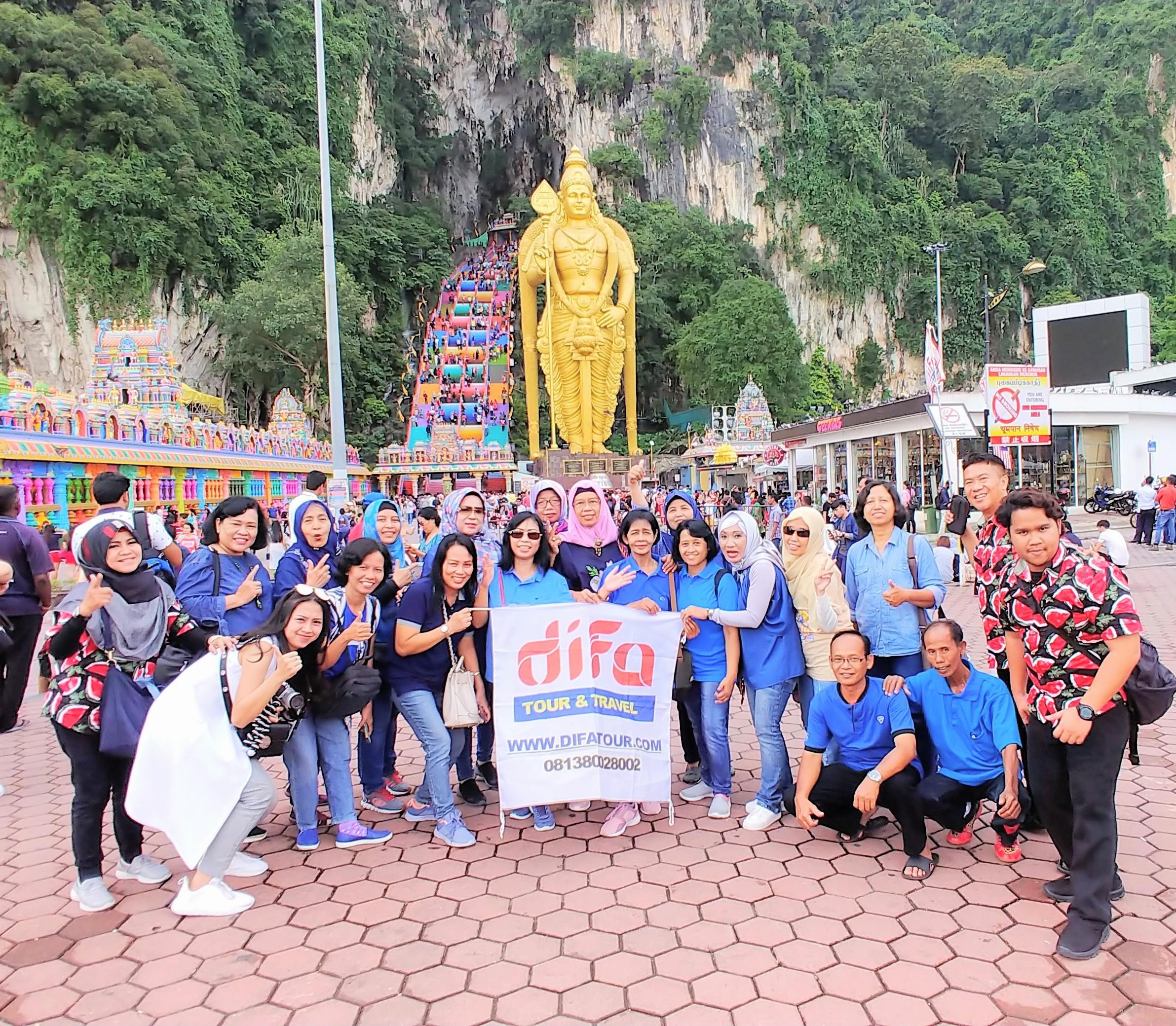 City Tour Kuala Lumpur, Batu Caves