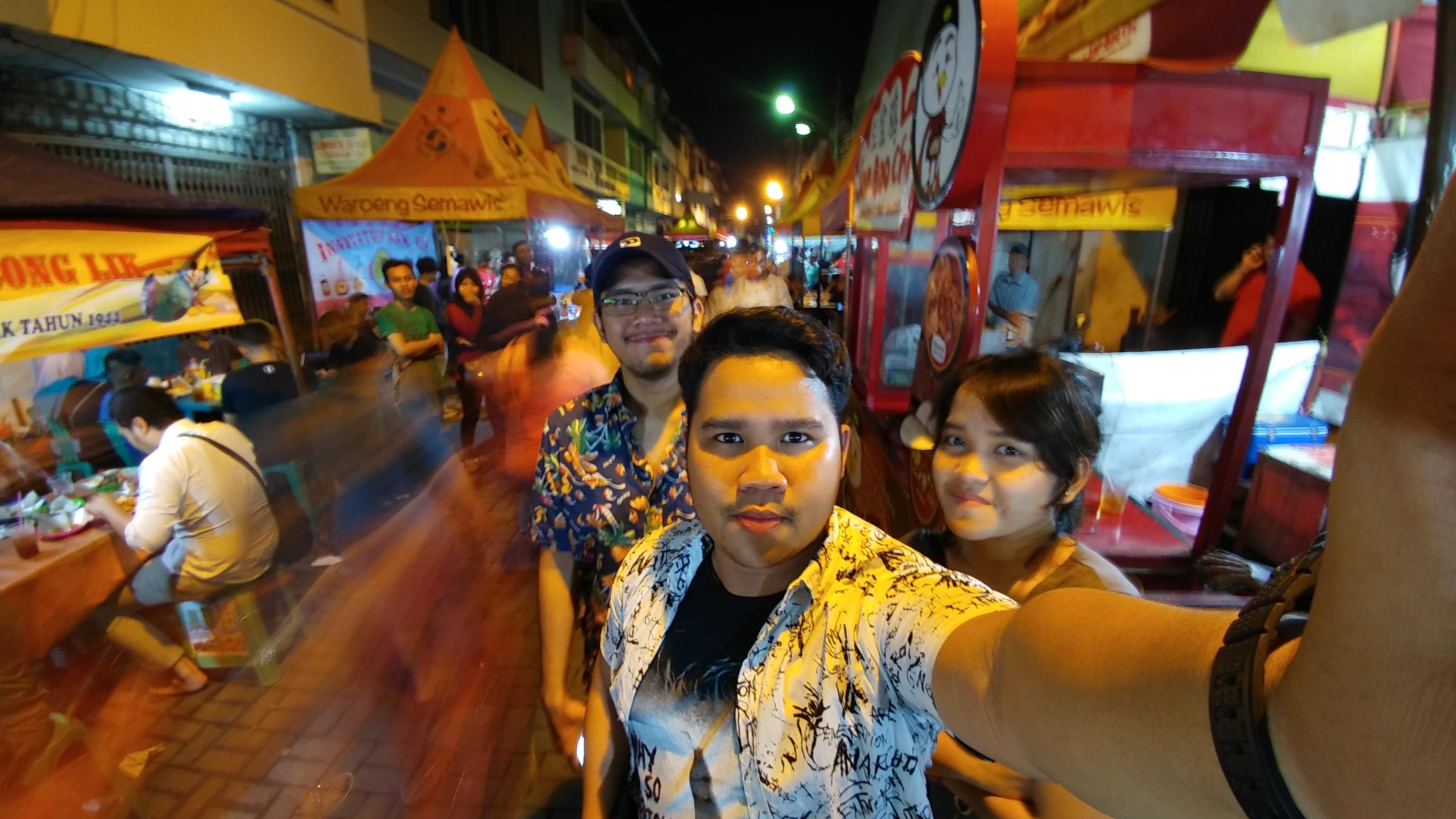 Semawis Chinatown