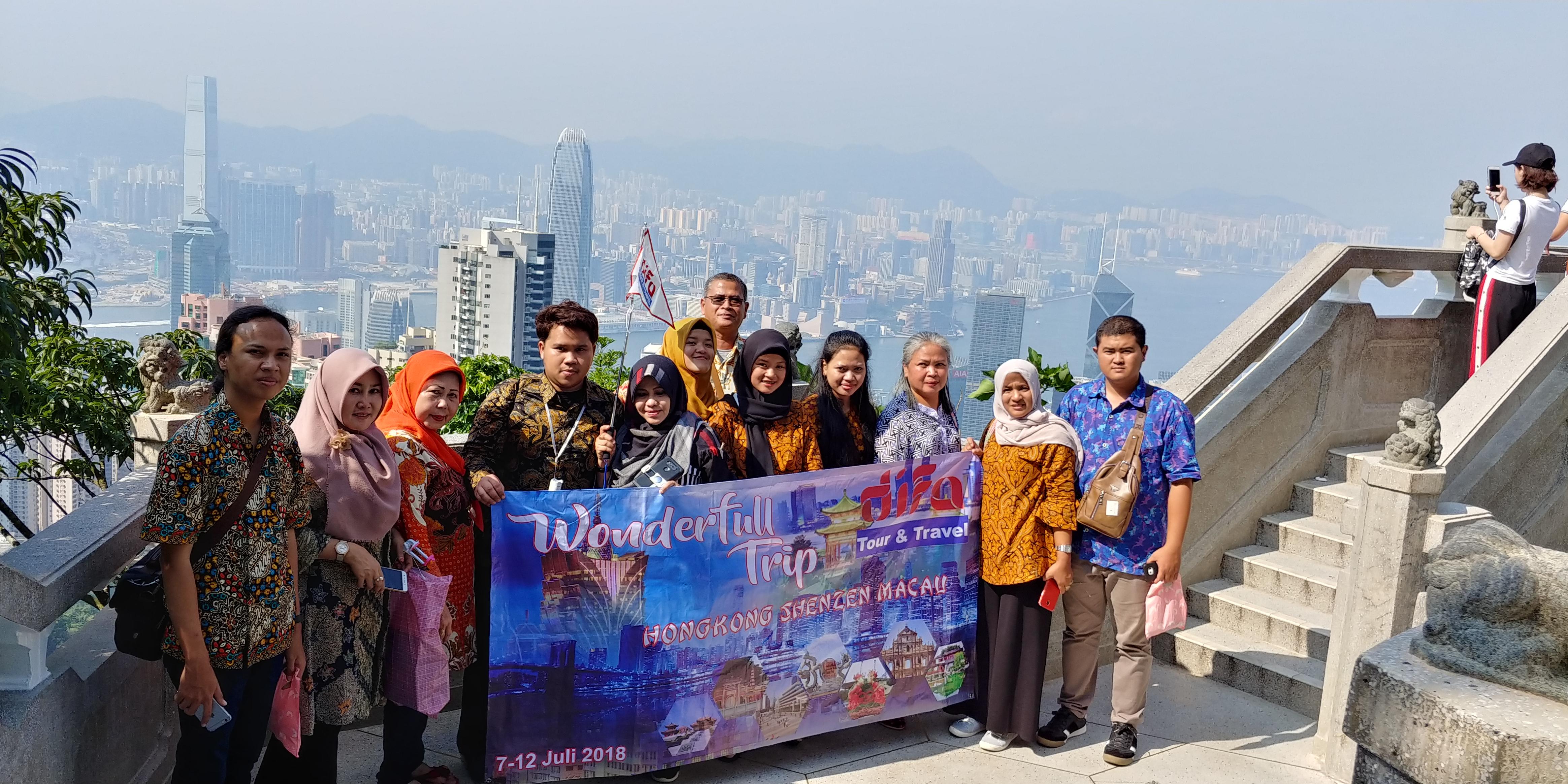 DIFA TOUR HONGKONG