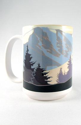 Mt. Harvard Coffee Mug