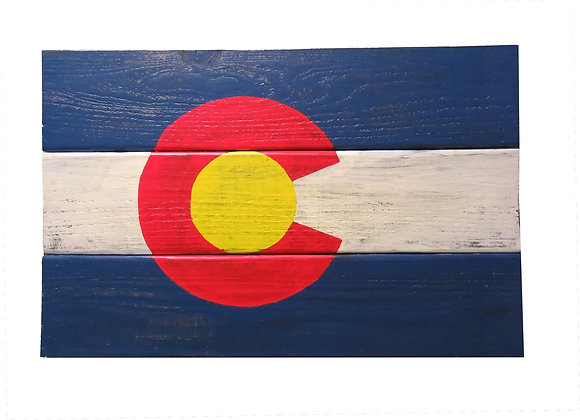 Colorado Flag - Large