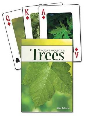 Trees of Colorado Playing Cards