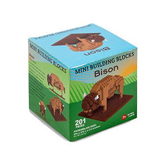 Bison - Mini Building Blocks