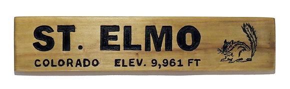 St Elmo with Chipmunk