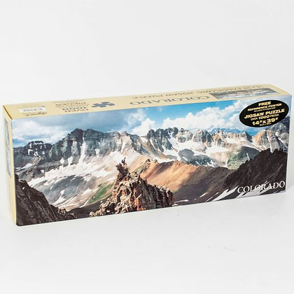 The Hiker, Colorado Jigsaw Puzzle