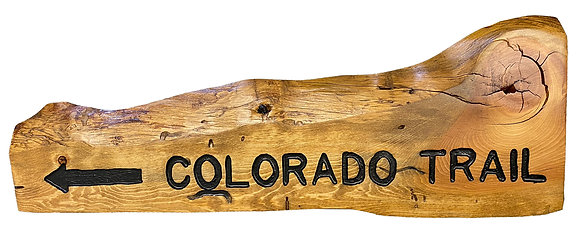 Colorado Trail Arrow