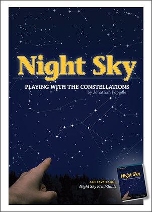 Night Sky Playing Cards