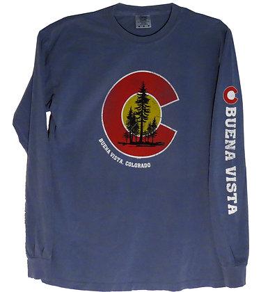 Umbra Pines LS T-Shirt