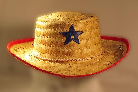 Youth Cowboy Hat Straw