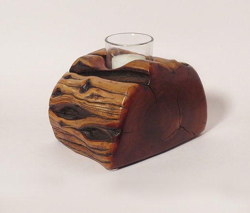 Manzanita Wood Candle
