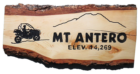 Mt. Antero with Side x Side