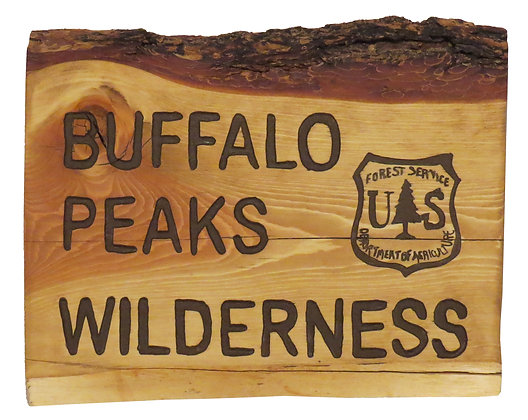 Buffalo Peaks Wilderness US Forest Service