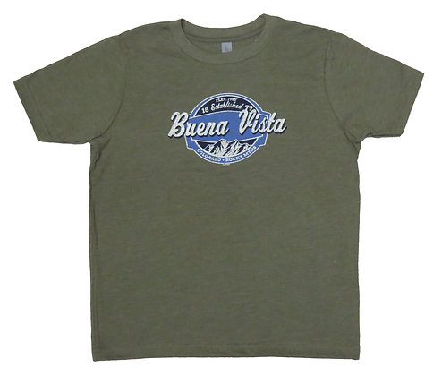 Buena Vista Mountains Youth T-Shirt