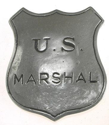 U.S. Marshal Star Badge