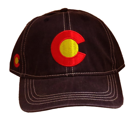 "Colorado ""C"" Baseball Hat"