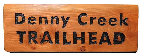 Denny Creek Trailhead