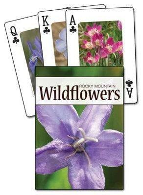 Wildflowers of Colorado Playing Cards