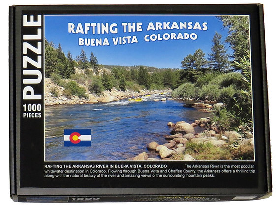 Rafting the Arkansas River Puzzle