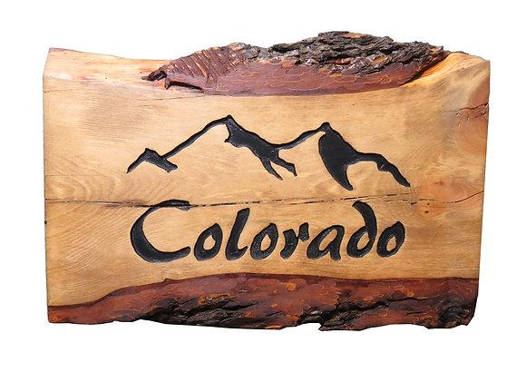Colorado and Mountains