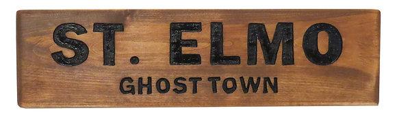 St. Elmo Ghost Town