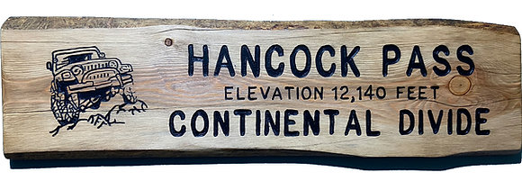 Hancock Pass