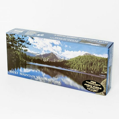 Bear Lake, RMNP Jigsaw Puzzle