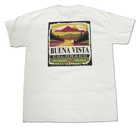 Collegiate Peaks Sunset T-Shirt