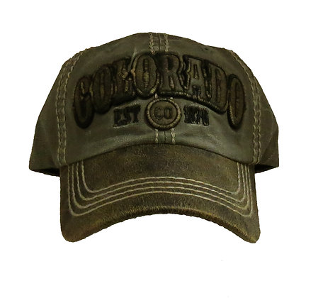 Colorado Baseball Hat