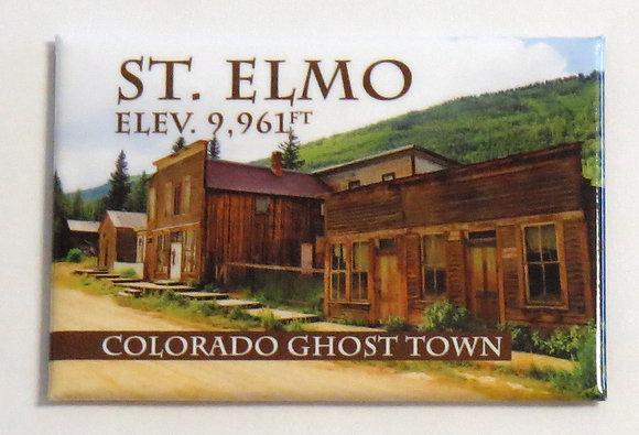 St. Elmo Magnet