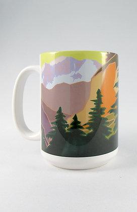 Mt. Yale Coffee Mug