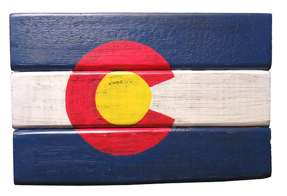 Colorado Flag - Small