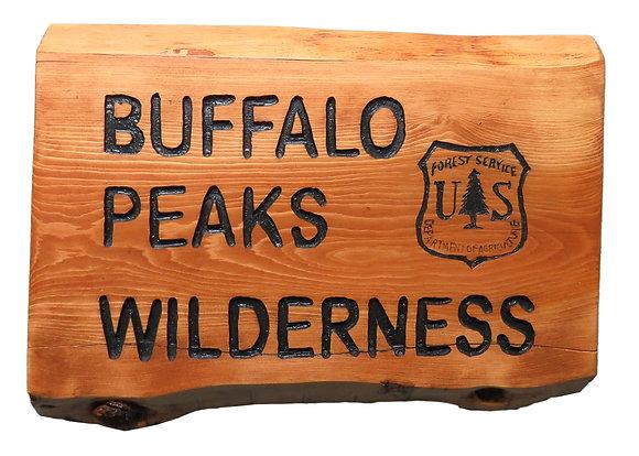 Buffalo Peaks Wilderness US Forest Service