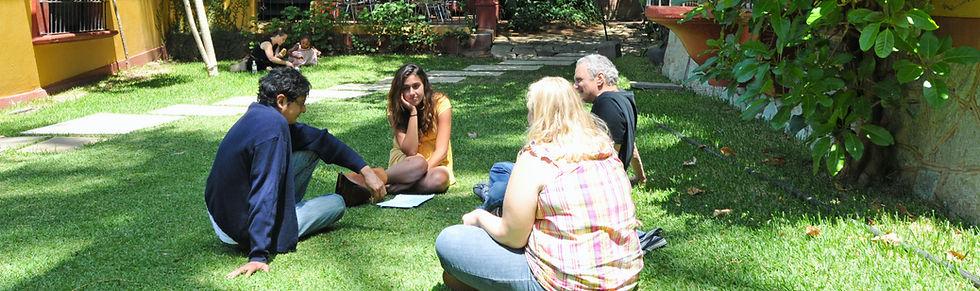 Tertulias, Online Conversation classes