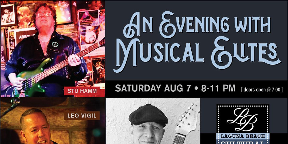 An Evening with Musical Elites