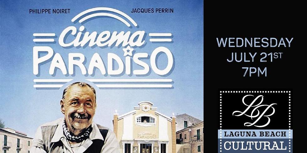 "Art House Cinema: ""Cinema Paradiso"""