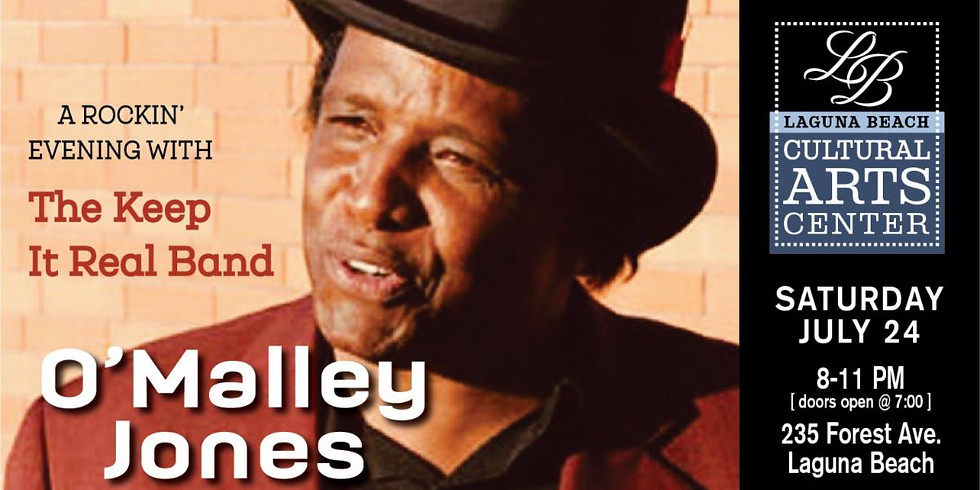 O'Malley Jones and the Keepin' It Real Band