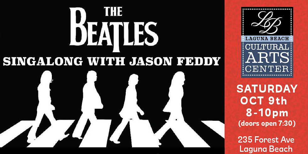 LBCAC Presents: John Lennon's B-Day Celebration feat. Jason Feddy