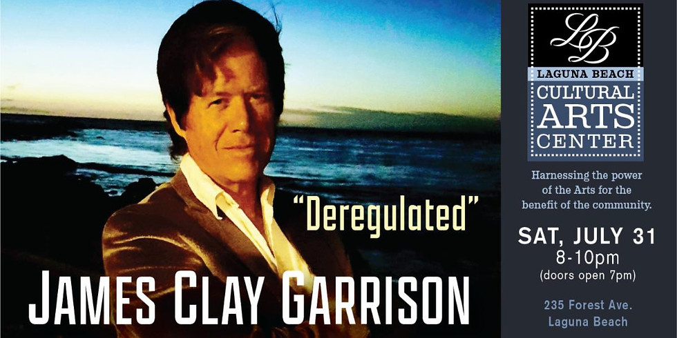 """James Clay Garrison, """"Deregulated"""""""