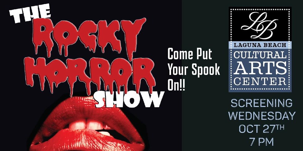 LBCAC Arthouse Theatre Presents: The Rocky Horror Picture Show