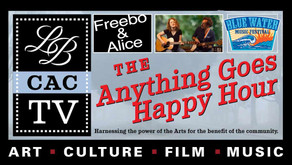 Anything Goes Happy Hour - Freebo & Alice