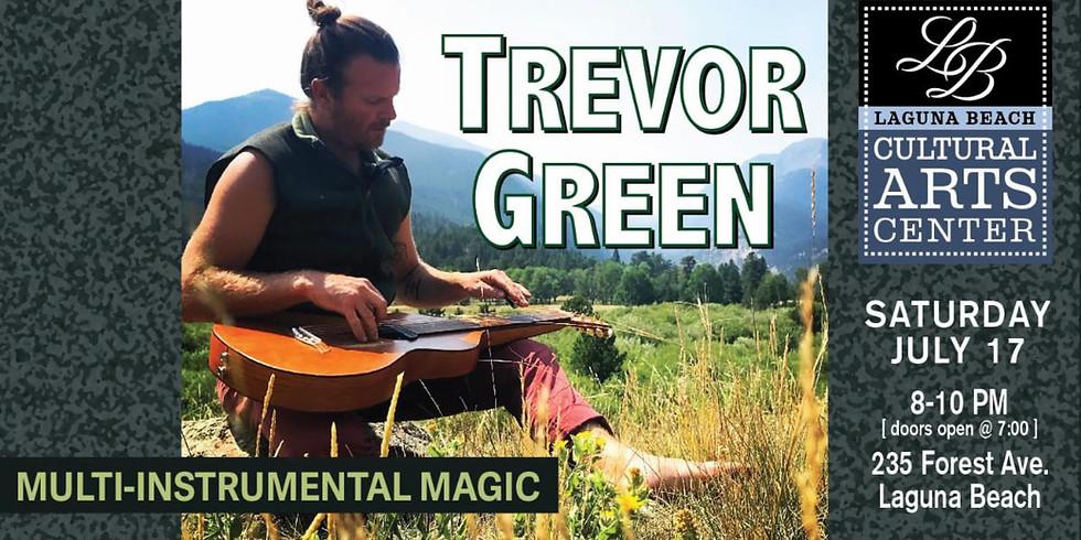 Trevor Green, Multi-Instrumental Magic