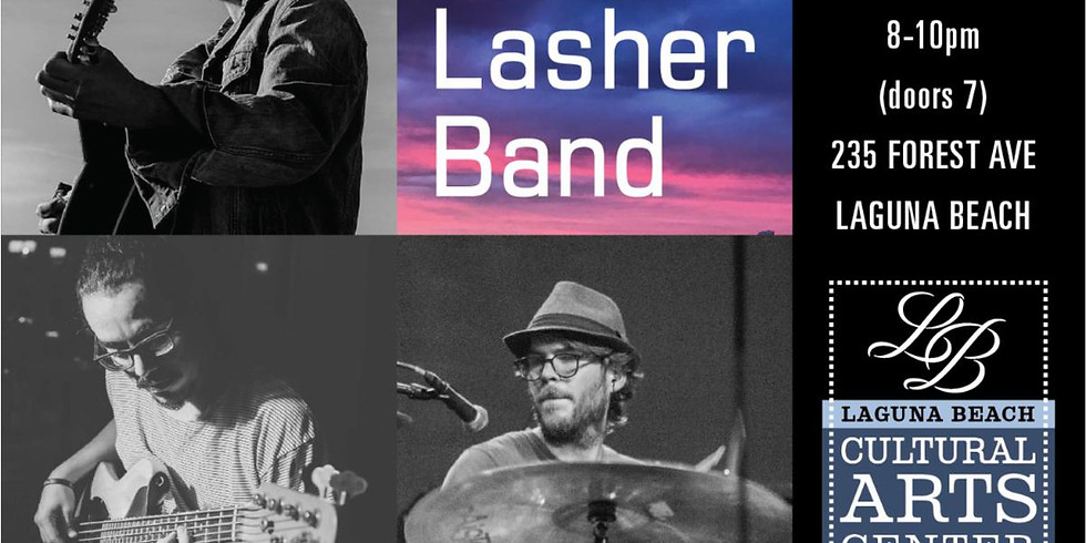 An Evening with Adam Lasher